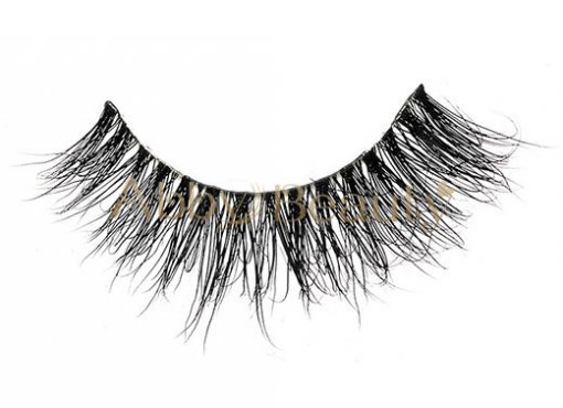 Hot Sale 3D Naked Mink Lashes With Private Lable / CTH-02