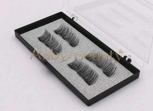 Magnetic 3D Faux Mink Strip Lashes 001