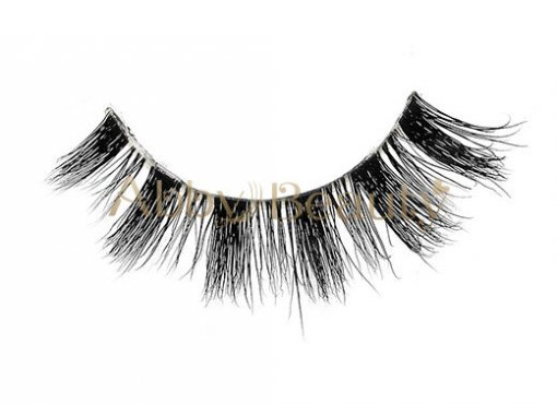 3D Naked Style Faux Mink Strip Lashes / CTH-11