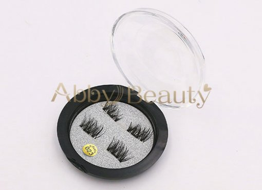 Magnetic 3D Seberian Mink Strip Lashes 023