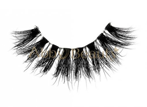 Top Quality 3D Naked Mink Lashes With Your Private Label / CTH-03