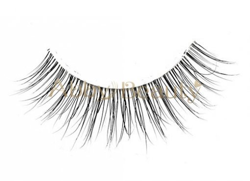 3D Multi-layered Bandless Faux Mink Eyelashes CTH-01