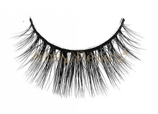 3D Multi-layered Naked Mink Eyelashes (MH010)