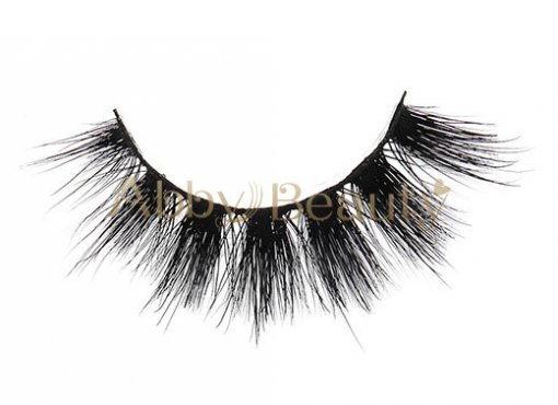 Best 3D Faux Mink Lashes Supplier With Free Packaging(MH091)