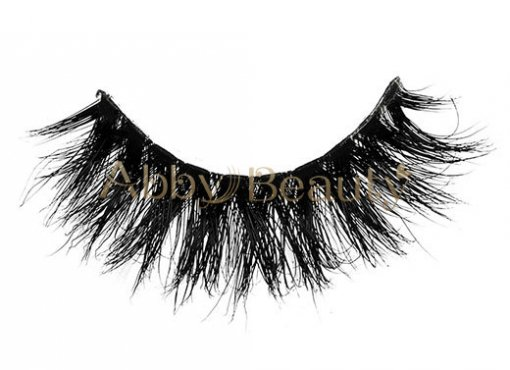 Best 3D Naked Faux Mink Lashes Supplier With Free Packaging / CTH-05
