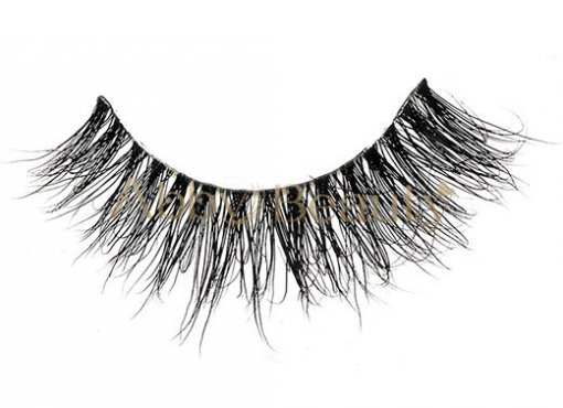 Hot Sale 3D Naked Faux Mink Lashes With Private Lable / CTH-02