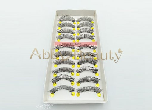 High Quality Hand Tied Eyelashes-107