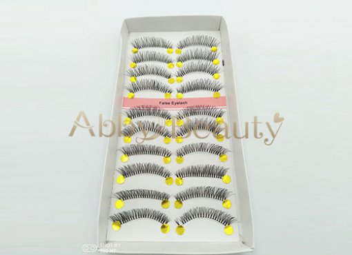 Best Selling Hand Tied Eyelashes-747S