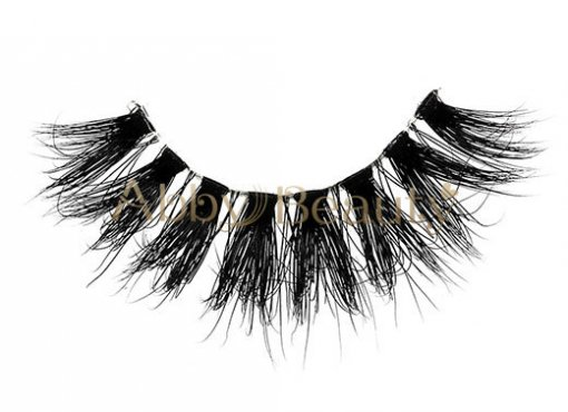 Top Quality 3D Naked Faux Mink Lashes With Your Private Label CTH-03