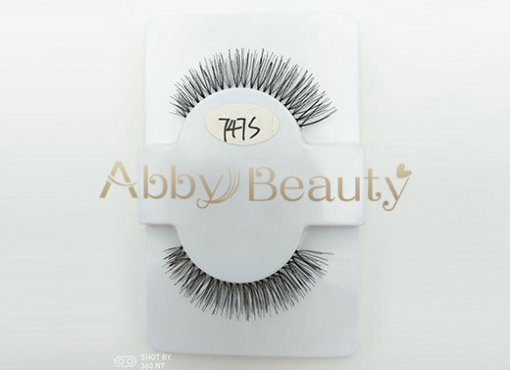 Hot Sale Hand Tied Eyelashes-747S